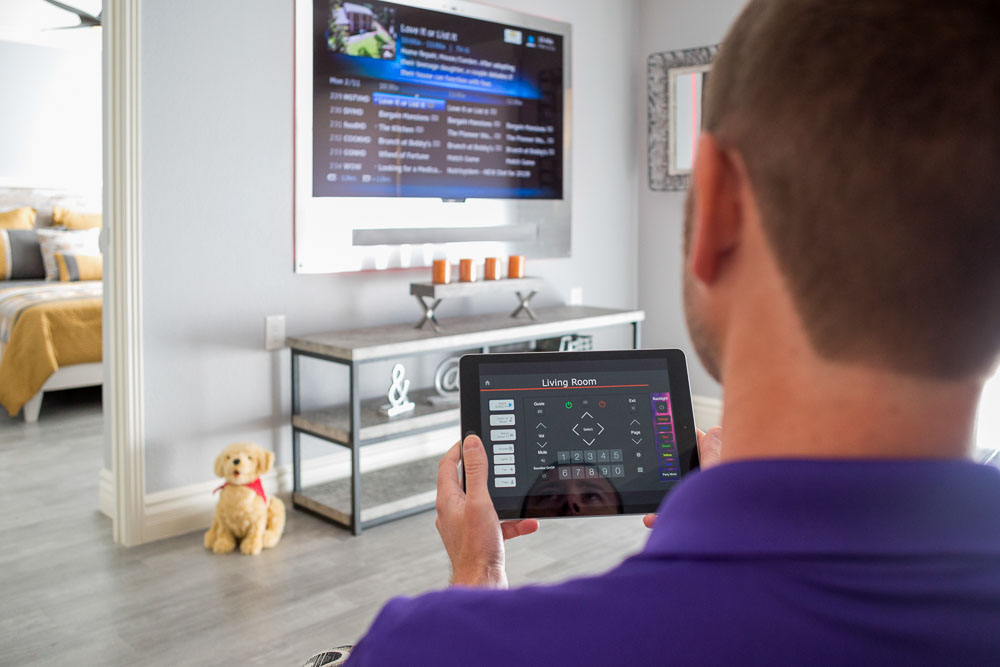 SMART Home Integrated Technology 1