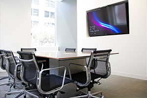 Conference Room Audio & Video--2
